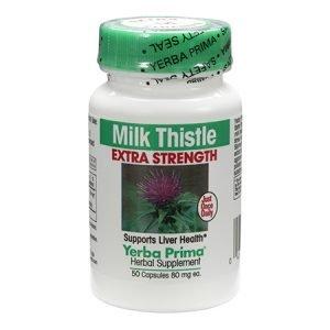 Milk Thistle Extra Strength #38
