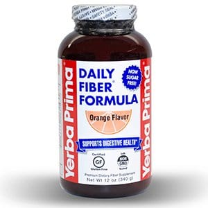 daily fiber formula orange
