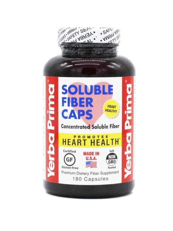Soluble-Fiber-Capsules