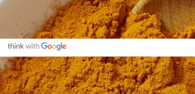 Google names turmeric top functional food
