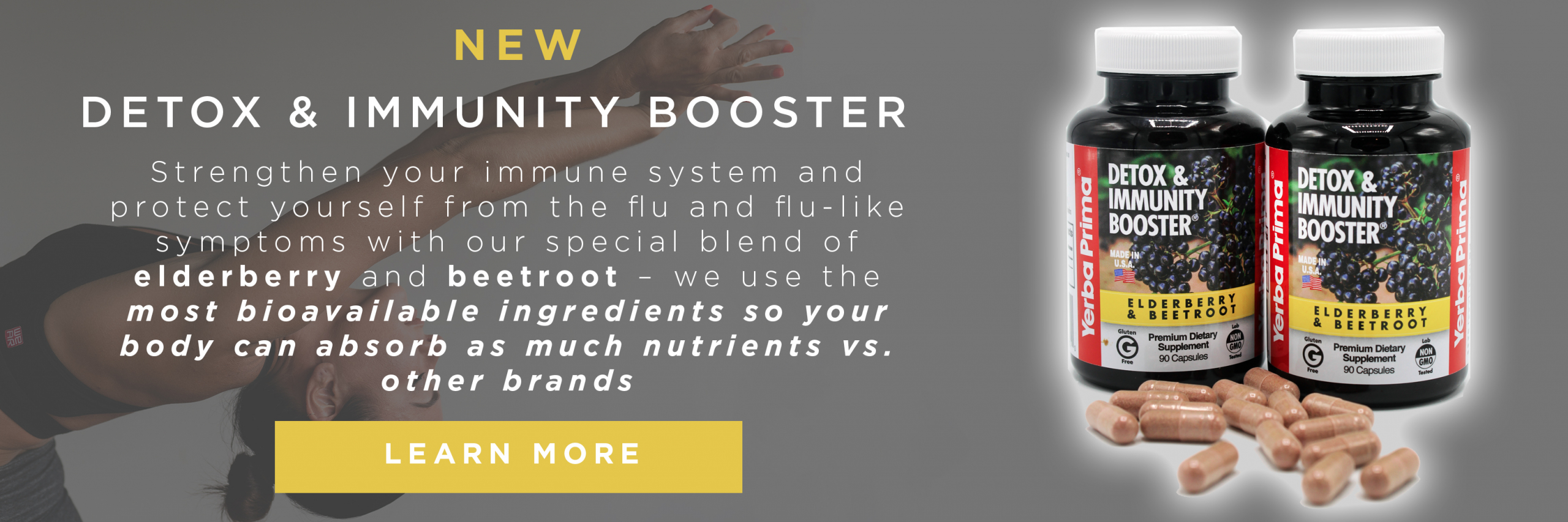 Yerba Detox & Immunity Booster